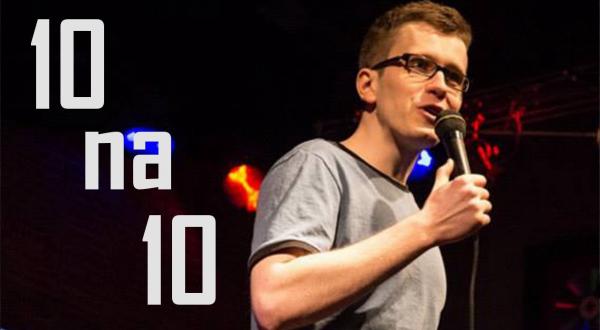 Cezary Jurkiewicz - 10 na 10 | Stand-Up Teka