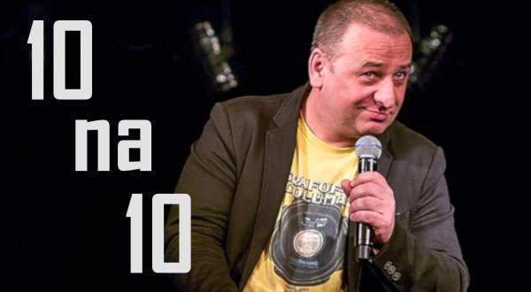 Grzegorz Halama - 10 na 10   Stand-Up Teka