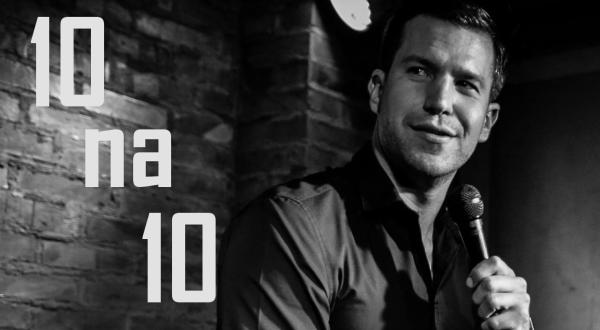 Krzysztof Jahns - 10 na 10 | Stand-Up Teka