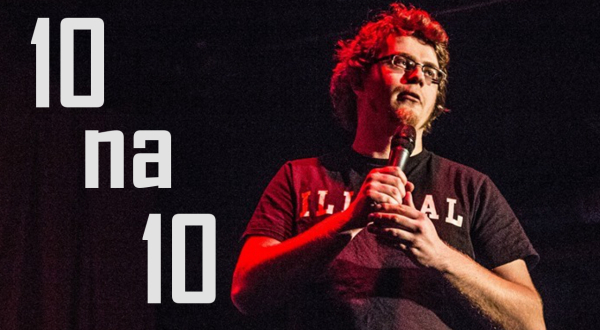 Mieszko Minkiewicz - 10 na 10 | Stand-Up Teka