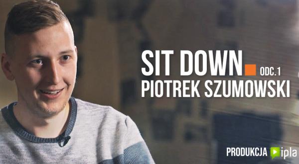 Rozmowy o stand-upie #1 Piotrek Szumowski