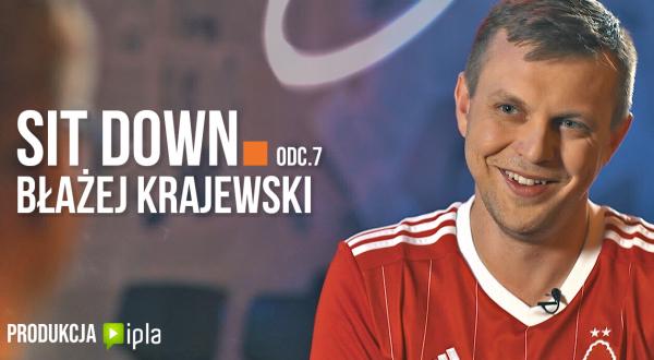 Rozmowy o stand-upie #7 Błażej Krajewski