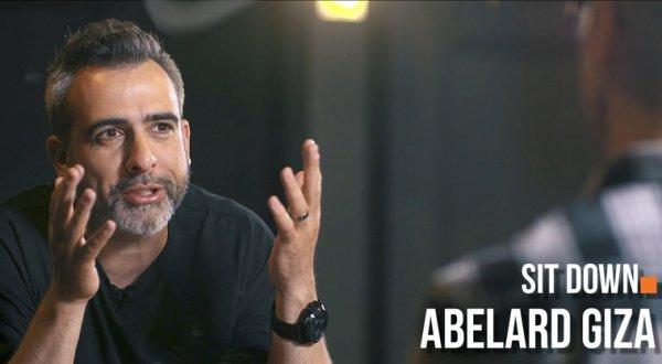 Rozmowy o stand-upie #8 Abelard Giza